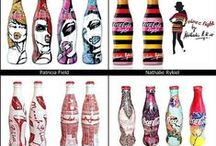 limited edition / #CocaCola #design #bottles