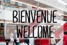 Bienvenue Chez Nous - Welcome to our Place / #domus #centre #commercial #rosny #enseignes #conciergerie #lilybol #restaurants #magasins #acheter #décoration #deco #inspiration #idées #cheznous #bienvenue  #alinea #atelierduconvertible #BoConcept #boulanger #but #calligaris #carréblanc #chateaudax #comfortime #elton #flexa #gautier #guydegrenne #habitat #H&H #homecenter #kartell #oeildujour #monsieurmeuble #truffaut #zodio #rochebobois