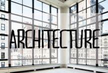 Architecture / #architecture #structure #espaces