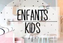 Enfants - Kids / #enfant #kid #chou #petit #cute #décoration #deco #inspiration #domus #idées