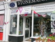 Andy Manuell Stonemason and Art Gallery / Andy Manuell Stonemason and Art Gallery, 108 South Street, Tarring, Worthing, West Sussex BN14 7NB http://andymanuellstonemasons.co.uk/