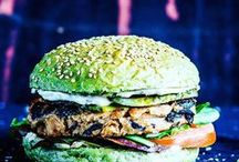 The Dutch Weed Burger / High-end vegan fast food. Umami bombed with seaweed! For the Animals. 'Cause we give a f*ck. Served in our Joint, at festivals and many restaurants! www.dutchweedburger.com