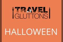 Halloween / Trick or treat! Here's a list of the creepiest food, drinks and vacation ideas.