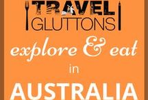 Explore & Eat in Australia / Australia as a whole is absolutely stunning and has so much to offer. This board will give you inspiration on where to go and what to eat down under.
