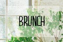 Brunch / #breakfast #lunch #brunch #eat #table #manger #morning #matin #décoration #deco #inspiration #domus #idées
