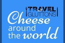 Cheese Around The World / Where do you begin when it comes to cheeses? Which are mild, and which are stinky? In this board, we share with you the many different kinds of cheese around the world.