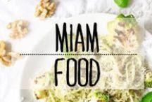 Miam - Food / #miam #food #nomnomnom #eat #manger #inspiration #domus #idées