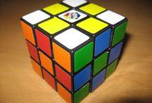 Cube Mania / Rubik Cube algorithms and patterns