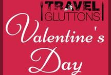 Valentine's Day / Here are some of the sexiest and most romantic food, drinks, and travel destinations—whatever your romantic heart desires!