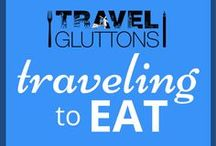 Traveling to Eat / There are so many places that draw us in because of their delicious food (and drinks). This is the place where you can find food, drinks, and food destinations that make you want to pack your bag and go! If you would like to join this group board of food loving travellers, email us at info@travelgluttons.com along with your Pinterest user name. Please note that this is not a place to promote spam (we don't mean the food).