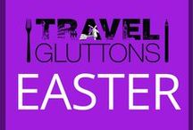 Easter / Here are some egg-cellent Easter inspired travel and food pins.