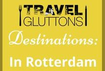 Destinations: In Rotterdam / Rotterdam, the Netherlands made the Lonely Planet's list of top travel picks for 2016. Find out what makes Rotterdam special to foodies and travellers.