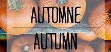 Automne - Autumn / #automne #autumn #fall #octobre