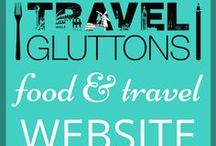 Travel Gluttons: Food and Travel Website / Travel Gluttons is for those who love culinary travel—food and travel at its best! Visit our website for food and travel tips, guides, and inspiration.