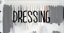 Dressing / #dressing #home #decoration