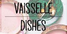 Jolie vaisselle
