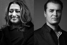 Zaha Hadid Architects / by Besjan Kryeziu