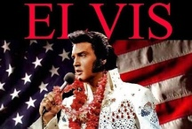 Elvis / What can be said...He is the undisputed King of rock 'n roll...the voice, the look, the essence, the women...he brings back my favorite childhood memories and creates new and lasting ones in surprising ways...