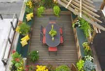 Outside spaces / Gardens, patios, terraces etc