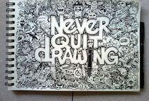 Draw!!!XD / by Kim Rios