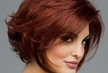 Good Hair Day / Great hair looks in cut and color...