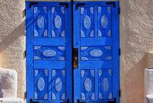 Doors / La puerta de tu casa habla de ti