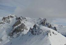 Ski de rando, raquettes