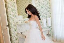 Weddings / Свадебные платья, букеты, макияж