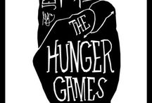 •THE HUNGER GAMES•