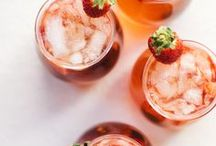 Dranks / Liquid things that you drink.