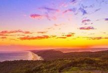 Noosa Sunrise to Sunset / Noosa is a kaleidoscope of colour and home to some of the most breathtaking sunrises and sundowns in the world!