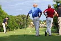 Golf Noosa / A range of golf courses in the Noosa region offers something for players of all skill levels, from championship courses to greens suitable for families and beginners on holiday.