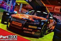 Autosport International, 2015. / Images taken from the annual Autosport International event, held in Birmingham, UK. - http://www.part-box.com