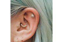 •piercings•