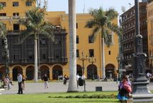 Lima | Peru | City Guide | Travel Inspiration / If you are thinking about a trip to Lima, these pins may help to find the perfect travel inspirations for you.