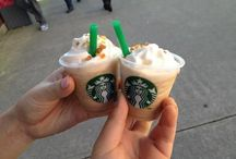 Starbucks!! / Enjoy seeing my pins on different things to do with Starbucks, including the secret menu!!