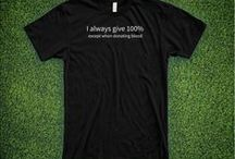 Humourous T-Shirts - YHM Designs / YHM Designs collection of humourous slogan t-shirts