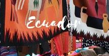 Ecuador Reise | Urlaub | Reisetipps / Ecuador is a fascinating country with wonderful regions and diverse ecosystems. Discover Galápagos Islands, the Pacific Coast, the Andes and the Amazonas!