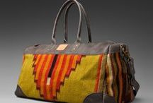 Carpet Bags & Other things / Inspiration