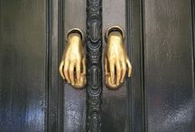Knockers doors.