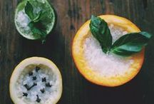 R E M E D Y / Ways to use all-natural ingredients to replace toxic chemicals for home & beauty.