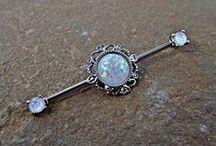 Amazon Body Jewelry / Belly rings, naval rings, industrial barbells, Cartilage, Nipple jewelry, Hemp necklaces