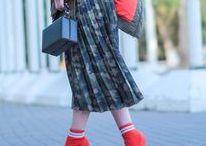 Sock ankle boots | Сапоги-носки
