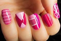 Maquillaje y manicura / hair_beauty / by Nathalia