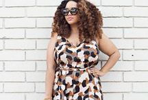 My plus size inspirations ♡ / All those women, styles, looks and charismas that inspire me or which I love ❤ visit me on www.conquore.com