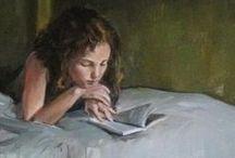 reading / by Myrthe Krook