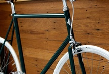 Bicycles / by Anya Jackel