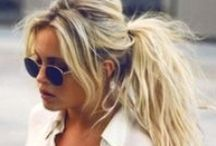 KNOTS & TANGLES / Hair inspiration galore