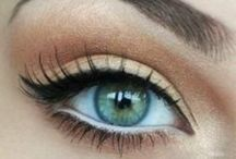 make-up inspiration / tips for everyday and party make-up