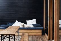 DECK / Inspiration for our timber deck